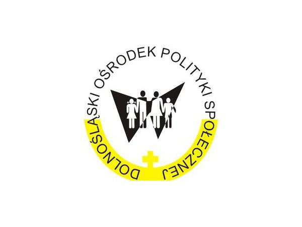Logotyp Dolnośląski Ośrodek Polityki Społecznej