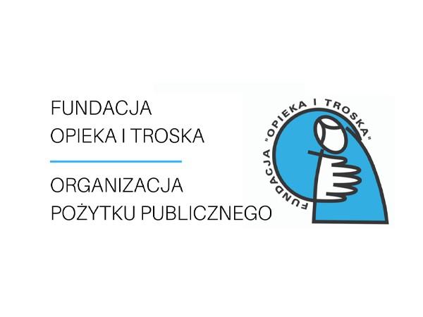 logotyp Fundacja Opieka i Troska