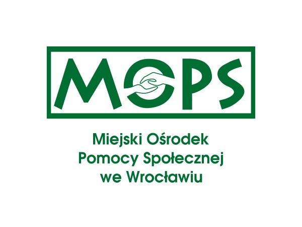 logotyp Miejski Ośrodek Pomocy Społecznej we Wrocławiu